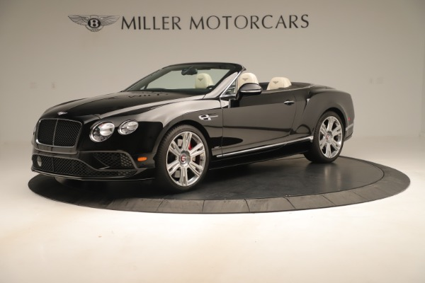 Used 2016 Bentley Continental GTC V8 S for sale $147,900 at Alfa Romeo of Westport in Westport CT 06880 2
