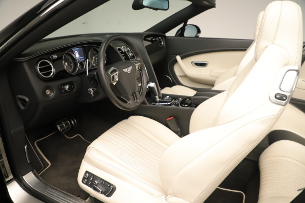 Used 2016 Bentley Continental GTC V8 S for sale $147,900 at Alfa Romeo of Westport in Westport CT 06880 22