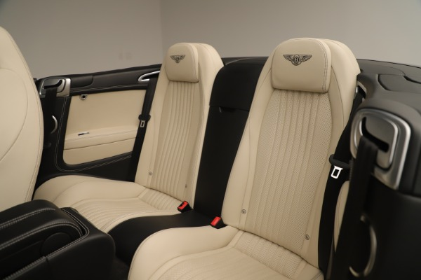 Used 2016 Bentley Continental GTC V8 S for sale $147,900 at Alfa Romeo of Westport in Westport CT 06880 26