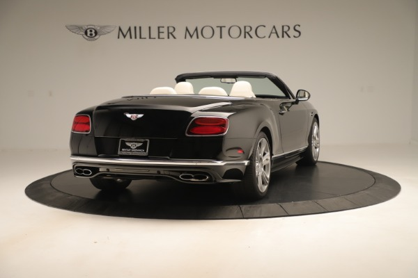 Used 2016 Bentley Continental GTC V8 S for sale $147,900 at Alfa Romeo of Westport in Westport CT 06880 7