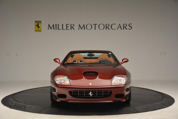 Used 2005 Ferrari Superamerica for sale Sold at Alfa Romeo of Westport in Westport CT 06880 12