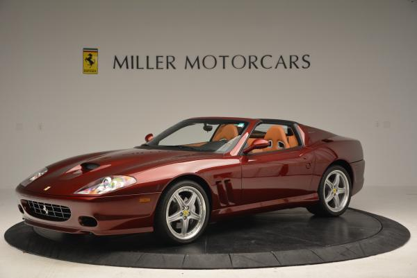 Used 2005 Ferrari Superamerica for sale Sold at Alfa Romeo of Westport in Westport CT 06880 2
