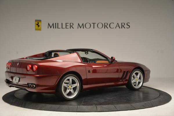 Used 2005 Ferrari Superamerica for sale Sold at Alfa Romeo of Westport in Westport CT 06880 8