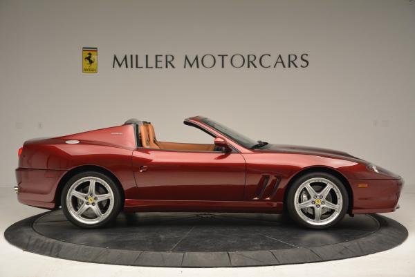 Used 2005 Ferrari Superamerica for sale Sold at Alfa Romeo of Westport in Westport CT 06880 9