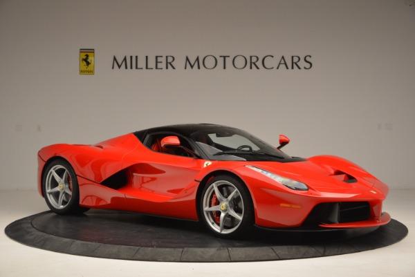 Used 2015 Ferrari LaFerrari for sale Sold at Alfa Romeo of Westport in Westport CT 06880 10
