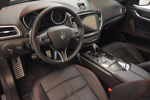 New 2017 Maserati Ghibli Nerissimo Edition S Q4 for sale Sold at Alfa Romeo of Westport in Westport CT 06880 13