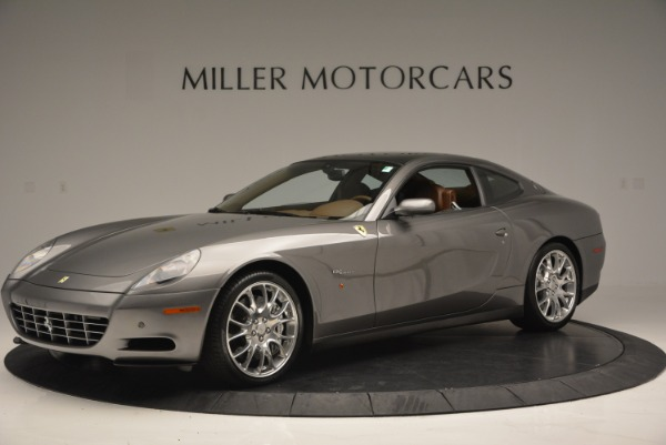 Used 2009 Ferrari 612 Scaglietti OTO for sale Sold at Alfa Romeo of Westport in Westport CT 06880 2