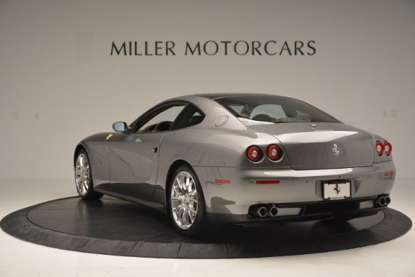 Used 2009 Ferrari 612 Scaglietti OTO for sale Sold at Alfa Romeo of Westport in Westport CT 06880 5