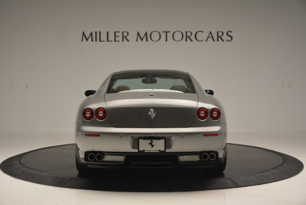 Used 2009 Ferrari 612 Scaglietti OTO for sale Sold at Alfa Romeo of Westport in Westport CT 06880 6