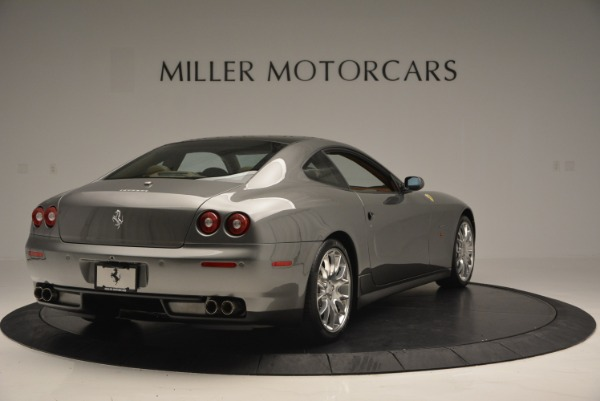 Used 2009 Ferrari 612 Scaglietti OTO for sale Sold at Alfa Romeo of Westport in Westport CT 06880 7