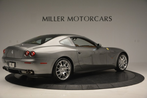 Used 2009 Ferrari 612 Scaglietti OTO for sale Sold at Alfa Romeo of Westport in Westport CT 06880 8