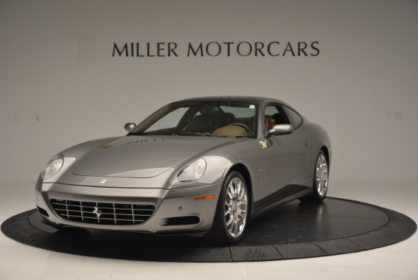 Used 2009 Ferrari 612 Scaglietti OTO for sale Sold at Alfa Romeo of Westport in Westport CT 06880 1