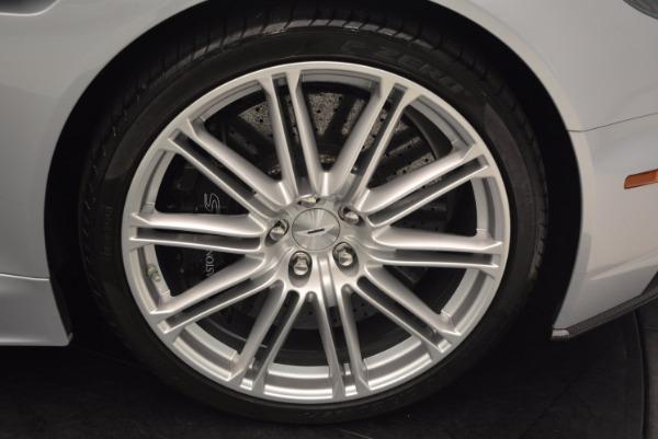 Used 2009 Aston Martin DBS for sale Sold at Alfa Romeo of Westport in Westport CT 06880 13
