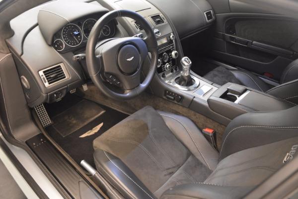 Used 2009 Aston Martin DBS for sale Sold at Alfa Romeo of Westport in Westport CT 06880 14