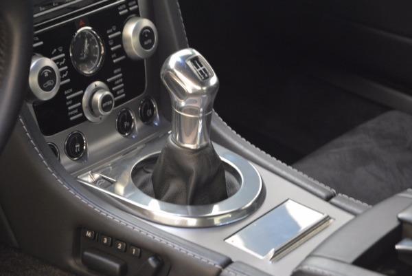 Used 2009 Aston Martin DBS for sale Sold at Alfa Romeo of Westport in Westport CT 06880 18