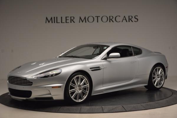 Used 2009 Aston Martin DBS for sale Sold at Alfa Romeo of Westport in Westport CT 06880 2