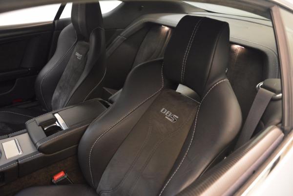 Used 2009 Aston Martin DBS for sale Sold at Alfa Romeo of Westport in Westport CT 06880 21