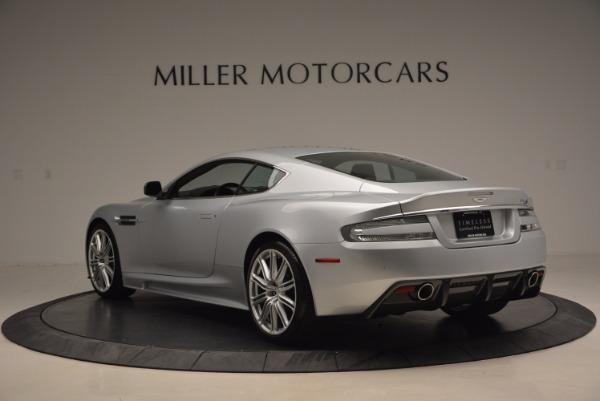 Used 2009 Aston Martin DBS for sale Sold at Alfa Romeo of Westport in Westport CT 06880 5