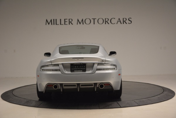 Used 2009 Aston Martin DBS for sale Sold at Alfa Romeo of Westport in Westport CT 06880 6