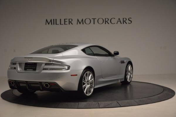 Used 2009 Aston Martin DBS for sale Sold at Alfa Romeo of Westport in Westport CT 06880 7
