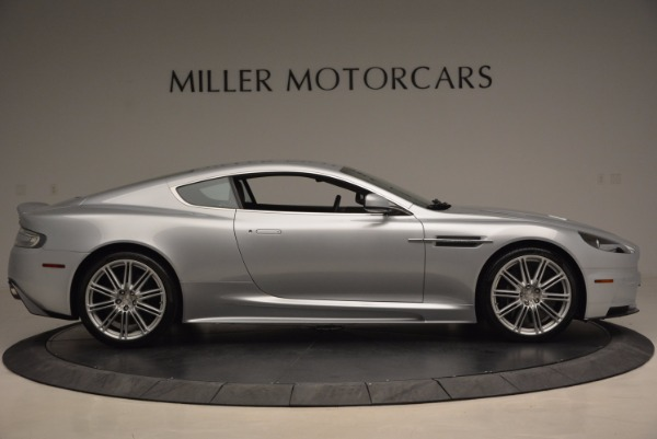 Used 2009 Aston Martin DBS for sale Sold at Alfa Romeo of Westport in Westport CT 06880 9