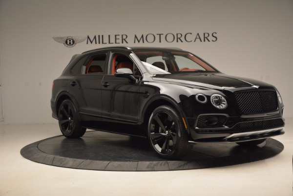 New 2018 Bentley Bentayga Black Edition for sale Sold at Alfa Romeo of Westport in Westport CT 06880 11