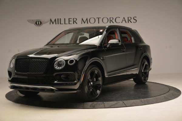New 2018 Bentley Bentayga Black Edition for sale Sold at Alfa Romeo of Westport in Westport CT 06880 2