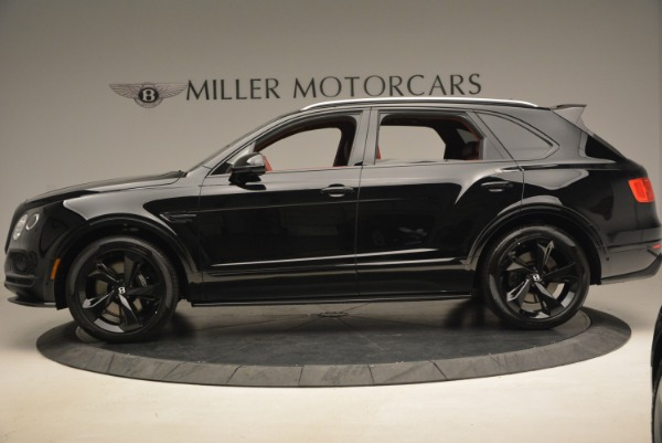 New 2018 Bentley Bentayga Black Edition for sale Sold at Alfa Romeo of Westport in Westport CT 06880 4