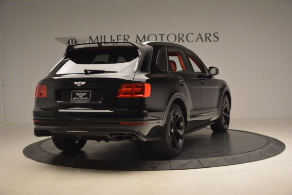 New 2018 Bentley Bentayga Black Edition for sale Sold at Alfa Romeo of Westport in Westport CT 06880 8