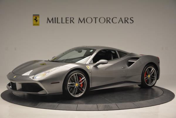 Used 2016 Ferrari 488 GTB for sale Sold at Alfa Romeo of Westport in Westport CT 06880 2