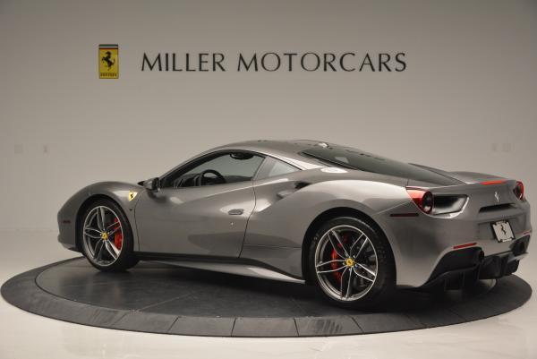 Used 2016 Ferrari 488 GTB for sale Sold at Alfa Romeo of Westport in Westport CT 06880 4