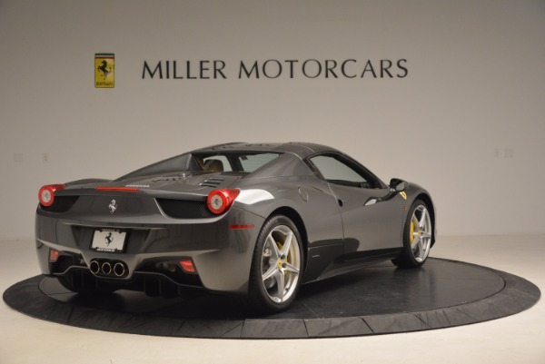 Used 2015 Ferrari 458 Spider for sale Sold at Alfa Romeo of Westport in Westport CT 06880 19