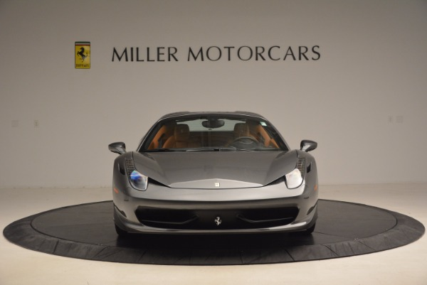 Used 2015 Ferrari 458 Spider for sale Sold at Alfa Romeo of Westport in Westport CT 06880 24