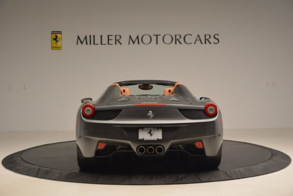 Used 2015 Ferrari 458 Spider for sale Sold at Alfa Romeo of Westport in Westport CT 06880 6