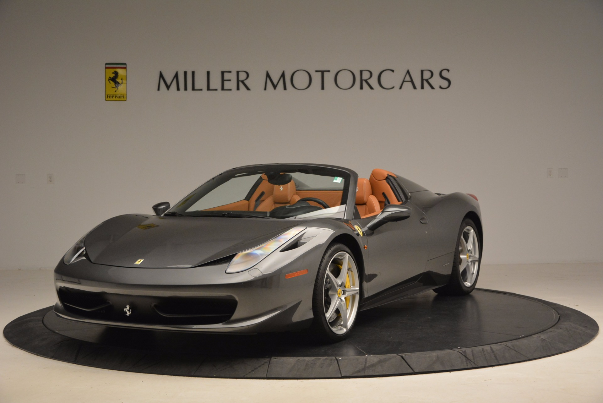 Used 2015 Ferrari 458 Spider for sale Sold at Alfa Romeo of Westport in Westport CT 06880 1