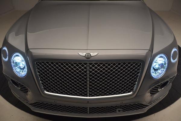 New 2018 Bentley Bentayga for sale Sold at Alfa Romeo of Westport in Westport CT 06880 14
