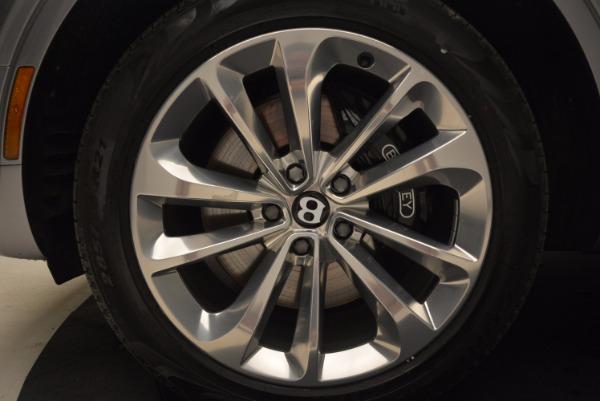 New 2018 Bentley Bentayga for sale Sold at Alfa Romeo of Westport in Westport CT 06880 20