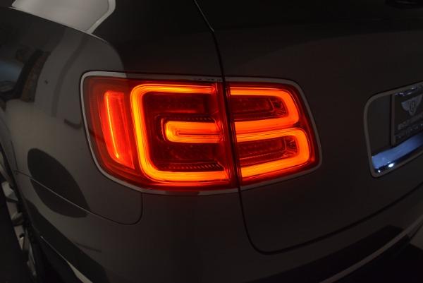 New 2018 Bentley Bentayga for sale Sold at Alfa Romeo of Westport in Westport CT 06880 22