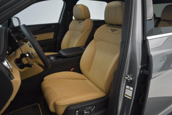 New 2018 Bentley Bentayga for sale Sold at Alfa Romeo of Westport in Westport CT 06880 28