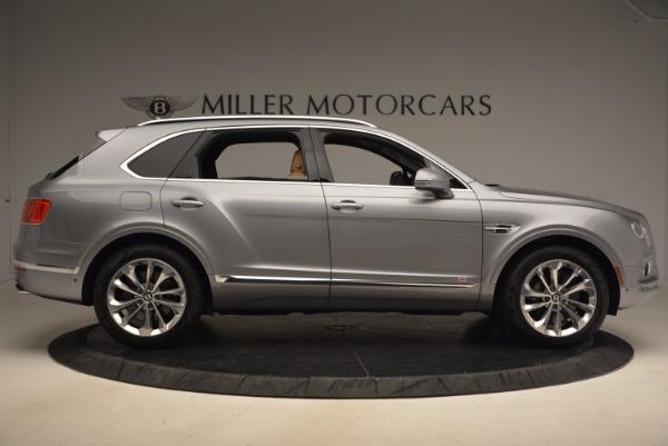 New 2018 Bentley Bentayga for sale Sold at Alfa Romeo of Westport in Westport CT 06880 9