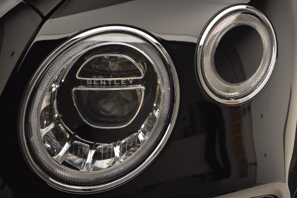 New 2018 Bentley Bentayga Onyx for sale Sold at Alfa Romeo of Westport in Westport CT 06880 15