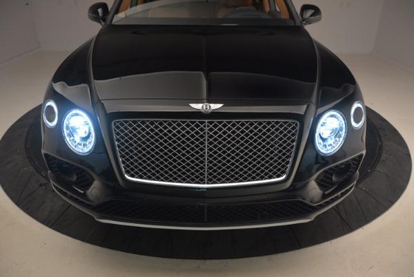 Used 2018 Bentley Bentayga Onyx Edition for sale Sold at Alfa Romeo of Westport in Westport CT 06880 16