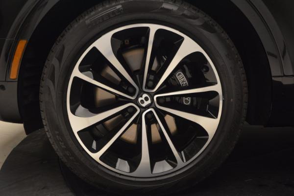 Used 2018 Bentley Bentayga Onyx Edition for sale Sold at Alfa Romeo of Westport in Westport CT 06880 19