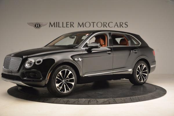 Used 2018 Bentley Bentayga Onyx Edition for sale Sold at Alfa Romeo of Westport in Westport CT 06880 2