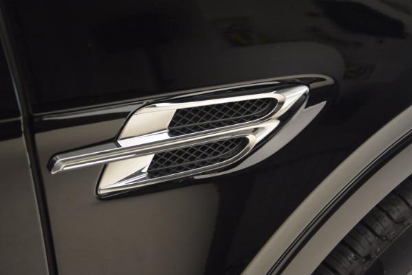 New 2018 Bentley Bentayga Onyx for sale Sold at Alfa Romeo of Westport in Westport CT 06880 20