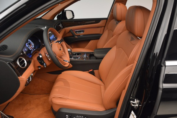 Used 2018 Bentley Bentayga Onyx Edition for sale Sold at Alfa Romeo of Westport in Westport CT 06880 24