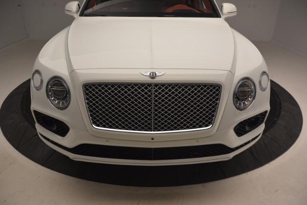 New 2018 Bentley Bentayga Onyx Edition for sale Sold at Alfa Romeo of Westport in Westport CT 06880 13