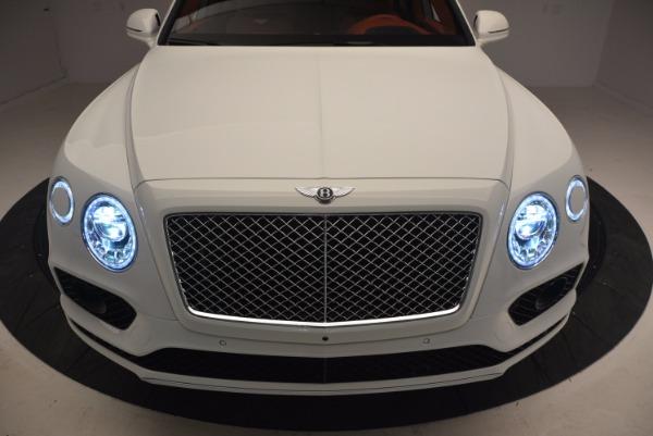 New 2018 Bentley Bentayga Onyx Edition for sale Sold at Alfa Romeo of Westport in Westport CT 06880 16