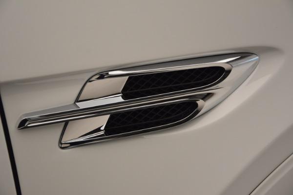 New 2018 Bentley Bentayga Onyx Edition for sale Sold at Alfa Romeo of Westport in Westport CT 06880 20