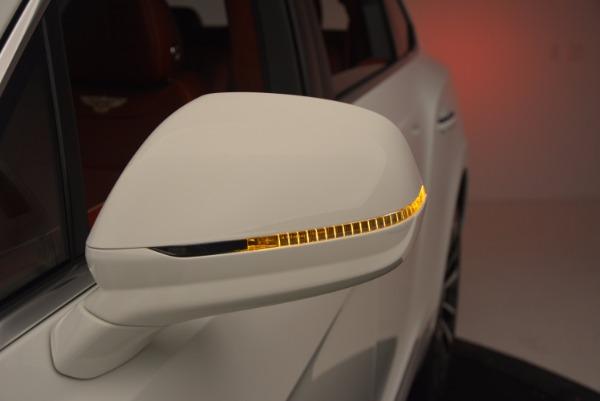 New 2018 Bentley Bentayga Onyx Edition for sale Sold at Alfa Romeo of Westport in Westport CT 06880 21